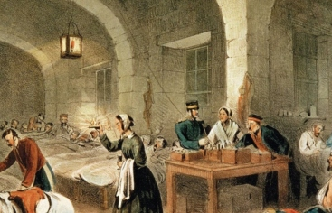 Defensores de los derechos humanos: Florence Nightingale
