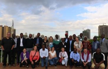 Finaliza el III Encuentro Internacional sobre el Derecho a la Alimentación organizado por Manos Unidas. Foto: Manos Unidas/Clara Méndez