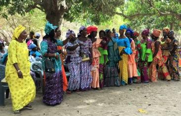 Comienza en Senegal el Convenio financiado por Manos Unidas y la Cooperación Española