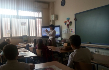 Testimonio de Etiopía en Colegio Noreña I