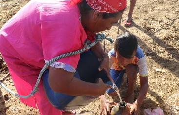 La Guajira. Foto: Manos Unidas/María José Pérez