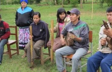 Este proyecto promociona los derechos humanos de comunidades indígenas en Paraguay.