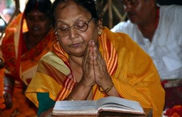 Día Internacional de la Alfabetización 2020. Foto: India. Manos Unidas/Javier Fernández