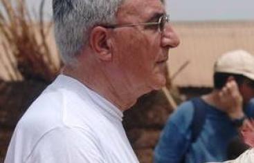 Julián del Olmo. Foto_Pueblo de Dios