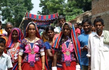 Mujeres en India