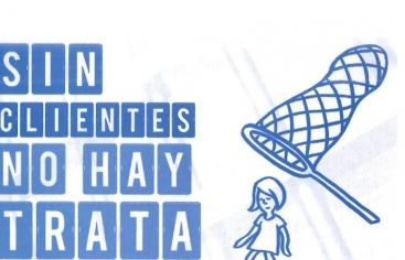 Dia Mundial contra la Trata. Imagen: Adoratrices en Perú