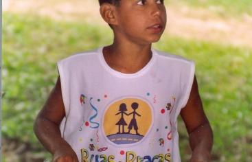 Niño de Ruas y Praças.