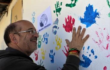Miquel Cubeles,Poryecto Fratelli. Foto: Marta Carreño en Líbano