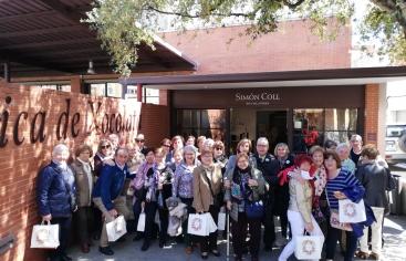 Manos Unidas con el grupo de voluntarios y amigos de la comarcal de Vilanova i la Geltrú