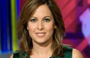 Mara Torres presenta La2Noticias desde 2006. Foto RTVE