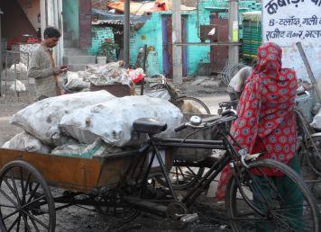 Los slums de Delhi, más de 20 años con los más desfavorecidos. Foto: Manos Unidas/Ana Cárcamo