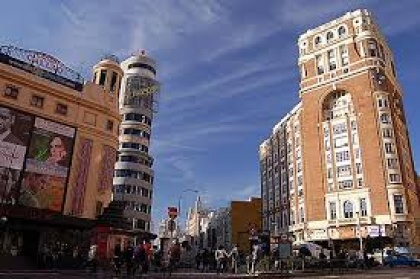 C/. Gran Via, 40, Madrid