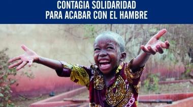 Cartel Manos Unidas Campaña 62. Foto: Manos Unidas