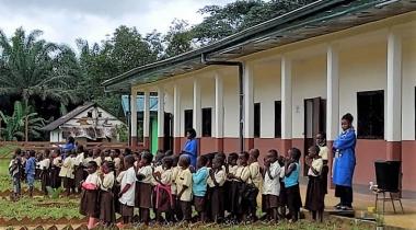 Minuto de silencio en Camerún