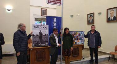 Inauguración parque Voluntarios de Manos Unidas
