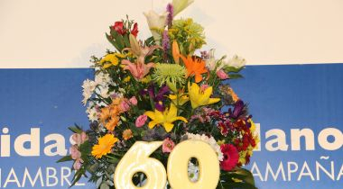 Manos Unidas cumple 60 años. Foto: Irene H-Sanjuán