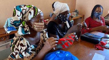 África - Pandemia coronavirus - Foto Manos Unidas