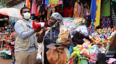 Los medios hablan de nosotros por... el «Día Internacional de la Eliminación de la Violencia Contra la Mujer 2020» Foto: Sierra Leona | Manos Unidas