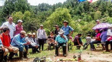 Honduras - Foto Raquel Carballo Manos Unidas - Día Derechos Humanos - Indígenas y extractivas