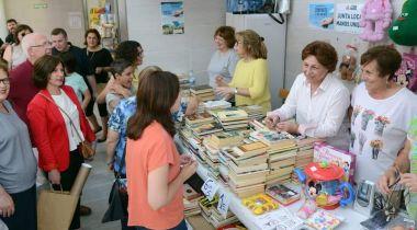 Rastrillo Libro Solidario Paiporta