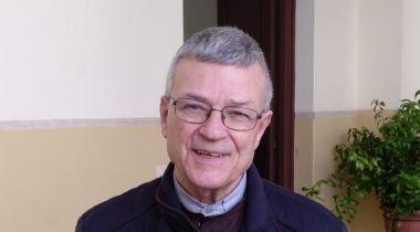 Monseñor Agrelo, arzobispo de Tánger.
