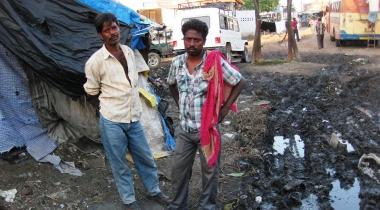 Impacto coronavirus poblaciones vulnerables. Foto:Manos Unidas/Marta Isabel González en India