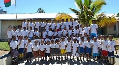 «Trabajar para no dejar a nadie atrás» (Día Internacional de las Personas con Discapacidad 2020). Foto: Manos Unidas/Madagascar/