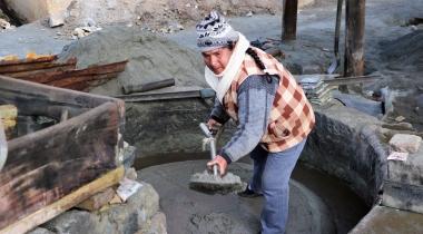 Mujeres ante el desafío de vivir. Foto Manos Unidas/Marta Isabel González en Bolivia