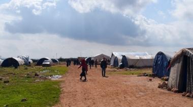 Siria - Refugiados - Foto Manos Unidas