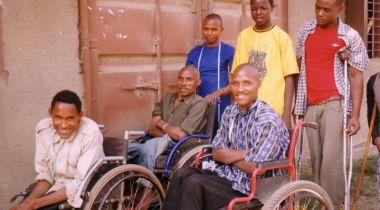 Alumnos del centro Olkokola en Tanzania