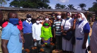Día de África 2020: resiliencia y solidaridad frente al coronavirus (Foto: Manos Unidas)