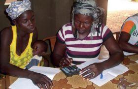 Mujeres de Déddugou. Burkina Faso