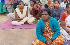 Centro de mujeres de Andra Pradesh. Foto: Manos Unidas