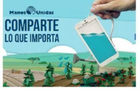 Presentación de la campaña 2018 de Manos Unidas