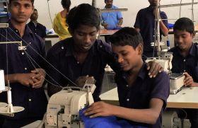 Rehabilitación y reinserción social para niños y niñas de la calle