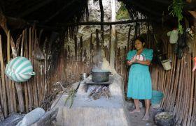 Mujer de Ranchi. Foto: Manos Unidas / Marta Isabel González