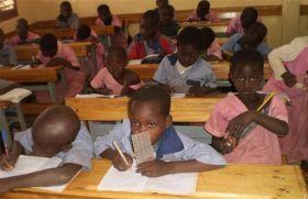 aula, escuela, niños, primaria, rural