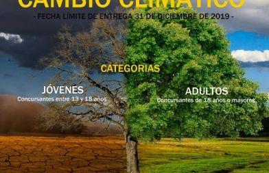 Manos Unidas Alcoy promueve este concurso sobre cambio Climático.