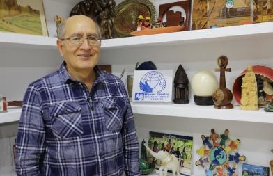 """Pedro Sánchez. Red """"Iglesias y Minería"""". Foto: Manos Unidas/Irene H-Sanjuán"""