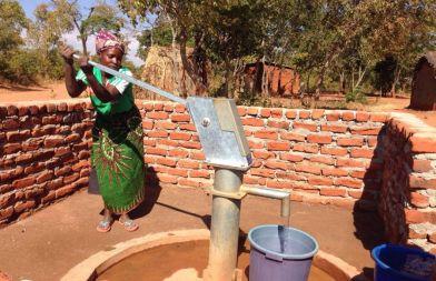 Luchamos para que 750 millones de personas tengan acceso al agua potable