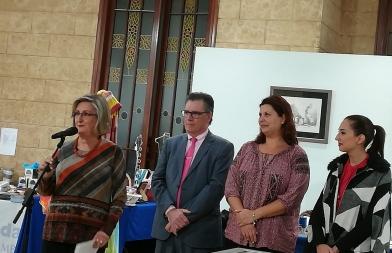 Mercadillo Solidario de Manos Unidas de Castellón. 2019