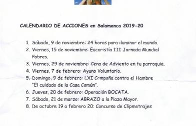 Programa Actividades 2019-20
