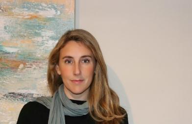 Miryam Cáliz. Voluntaria en la Delegación de Manos Unidas en Jerez.