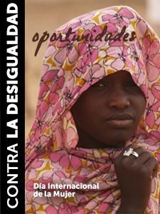 Manos Unidas contra la desigualdad