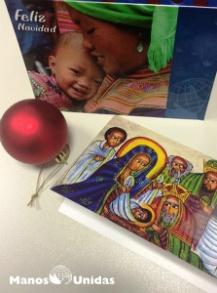 Postales de Navidad. Foto:Irene Hndez-Sanjuán