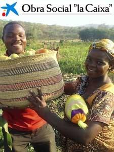 Obra Social La Caixa y Manos Unidas colaboran en Tanzania