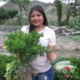 María Tomasa - Honduras - Manos Unidas