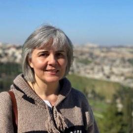 Alicia Vacas_ Foto cortesía de la embajada de EE.UU en el Vaticano.