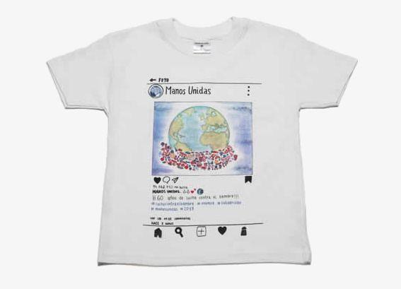 Camiseta para niño o niña. La mujer del siglo XXI