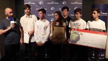 Entrevista Ganadores Thau Sant Cugat Clipmetrajes